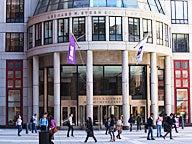 Henry Kaufman Management Center