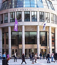 NYU Stern Introduces New Essay Question to the Full-time MBA Program Application