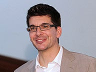 Bestselling Author Alex Osterwalder on Disruptive Business Models at Himelberg S