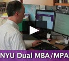Full-time MBA MBA-MPA Video Picture