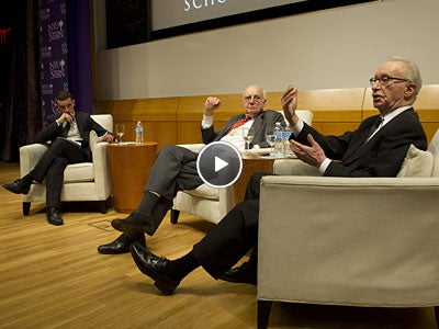 Volcker Silber event video 400