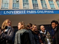 Dauphine Students