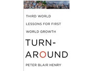 book feature: TURNAROUND: Third World Lessons for First World Growth