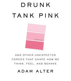 Cover of Drunk Tank Pink