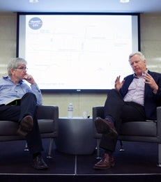 Stern's Urbanization Project Hosts a Conversation with David Miller