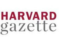 Harvard Gazette Logo