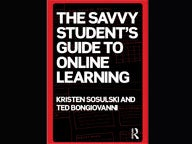Cover of The Savvy Student's Guide to Online Learning