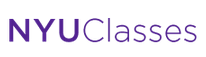 nyu classes logo