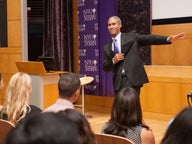 Tales in Possible | Education in Possible | Stern Launch Dean