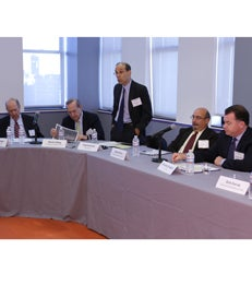 Ross Roundtable Discusses Big GAAP vs. Little GAAP
