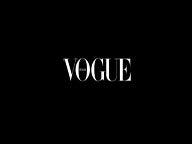 Vogue italia logo