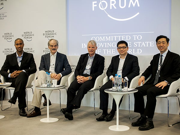 World Economic Forum_Panel