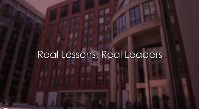 Real Lessons, Real Leaders 2014