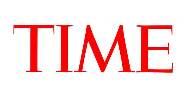 CBA Time Magazine