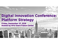Digital Innovation Conference: Platform Strategy