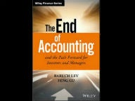 The End of Accounting - by Baruch Lev 192 x 144