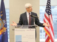 NYU Stern and The Clearing House Launch Gallatin Lecture Series feature
