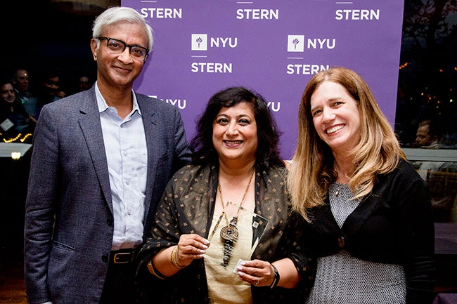 Raghu Sundaram, Geeta Menon and Mor Armony
