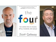 Event | Author Lecture Series | Scott Galloway & Barry Ritholtz feature image