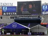Geeta Menon Graduation 2014