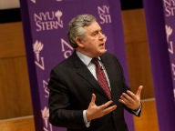 Gordon Brown Sani Lecture 2014 192x144