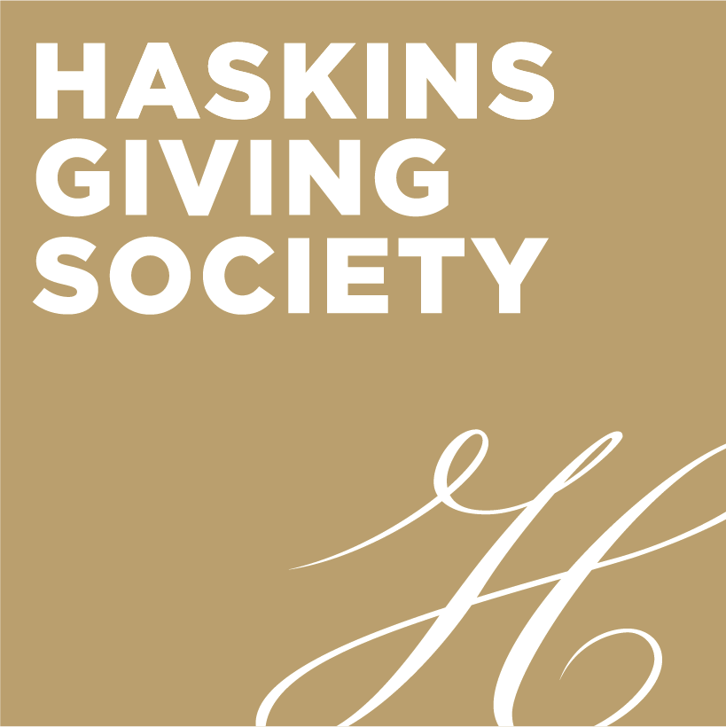 Haskins Giving Society Logo