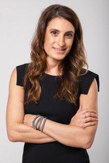 A portrait of Sandra Del Guercio