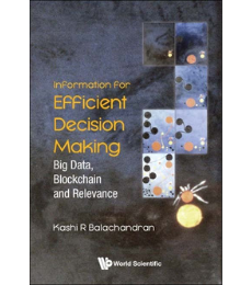 Cover of Information for Efficient Decision Making