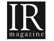 IR Magazine logo 192 x 144
