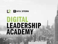 L2/NYU Stern Digital Leadership Academy feature