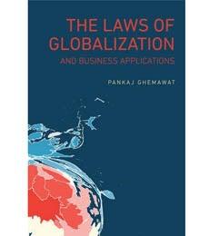 Pankaj Ghemawat book cover - Laws of Globalization