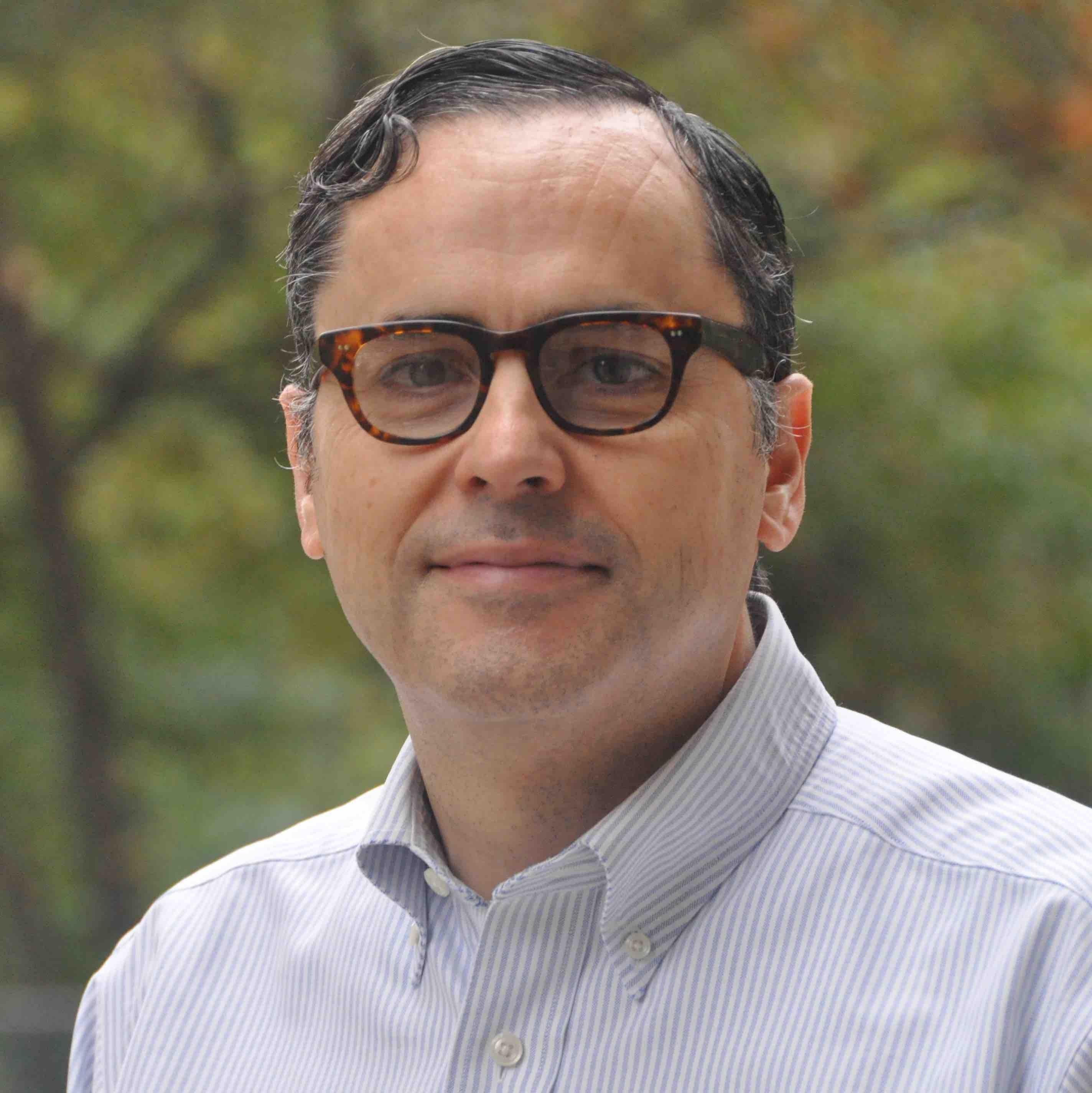 Professor Luis Cabral