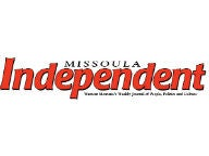 Missoula Independent logo 192 x 144