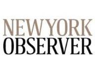 New York Observer logo 192 x 144