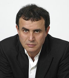 Nouriel Roubini Opinion