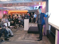 NYU Stern W. R. Berkley Innovation Labs Celebrate Open House feature
