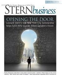 STERNbusiness Spring 2015 - 200x244