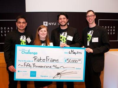 RateFrame team