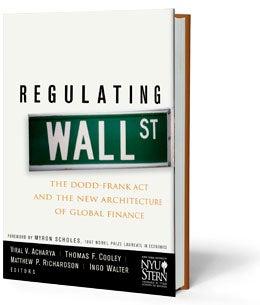 Regulating Wall Street book cover