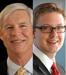 Professors Robert F. Engle and Johannes Stroebel