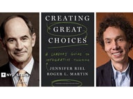 Event | Author Lecture Series | Roger Martin & Malcolm Gladwell feature