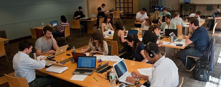 APC - Students in Starbucks Lounge - 724x285 v3
