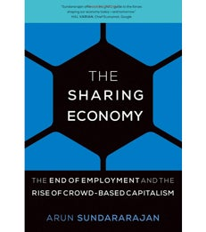 Cover of The Sharing Economy
