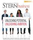 STERNbusiness Spring 2014: Unlocking Potential. Unleashing Ambition. 115x140