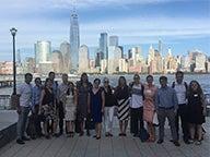 NYU Stern Andre Koo Tech MBA students