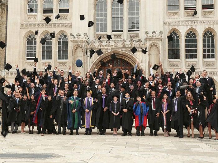 Tales in Possible | Congratulate Possible | TRIUM Graduation 2016 body