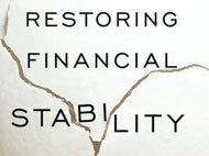 Cover of Restoring Financial Stability