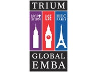 trium logo feature