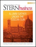 SternBusiness Fall/Winter 2007 image