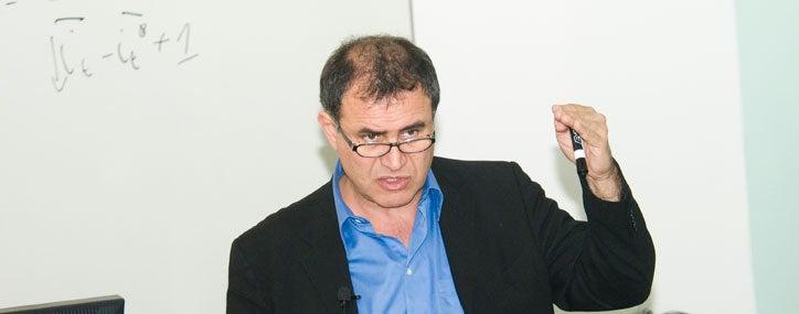 Economics Research Header Nouriel Roubini Image